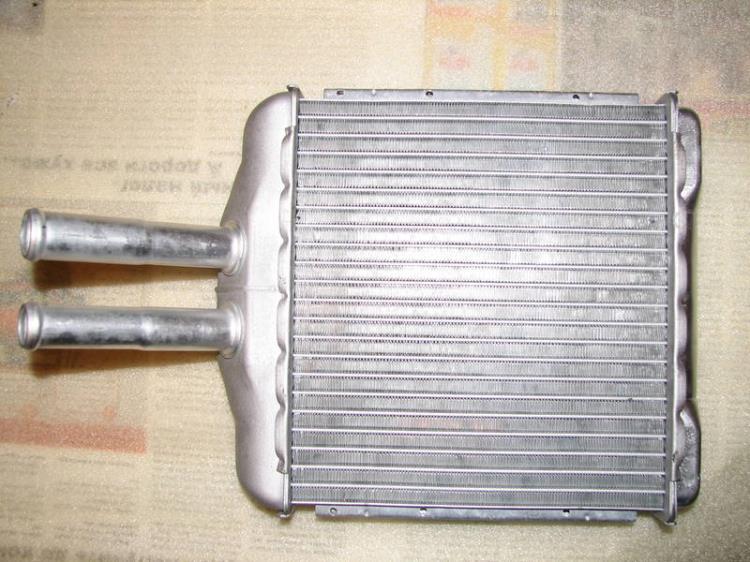 замена радиатора печки шевроле каптива