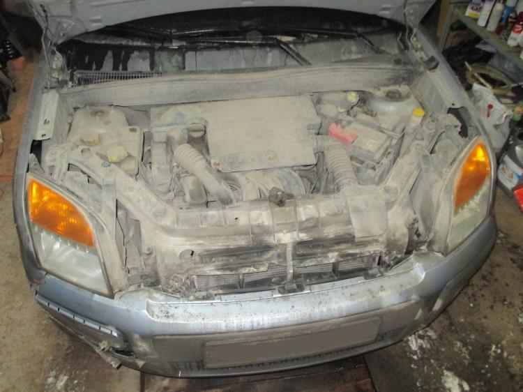 замена ремней форд фьюжн
