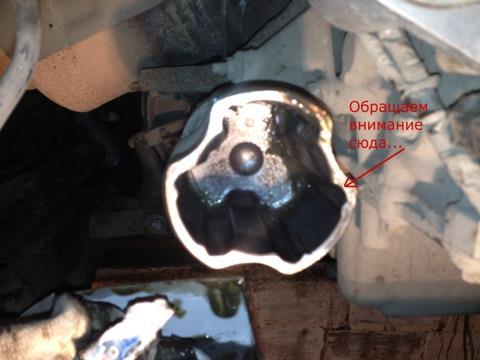 Как заменить пыльник ШРУСа Ford Mondeo своими руками