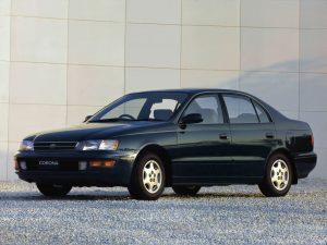 Покраска Toyota Corona