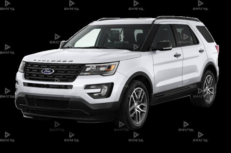 Замена рулевой тяги Ford Explorer в Нижневартовске