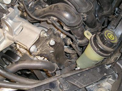 Бачок охлаждающей жидкости Форд Фокус