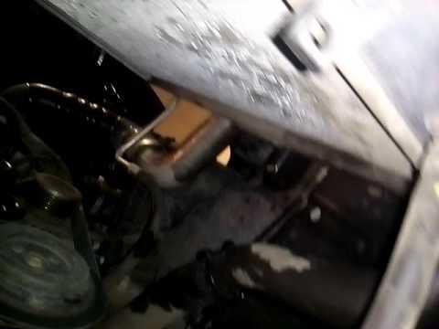 nissan navara замена ремня генератора 2011 года