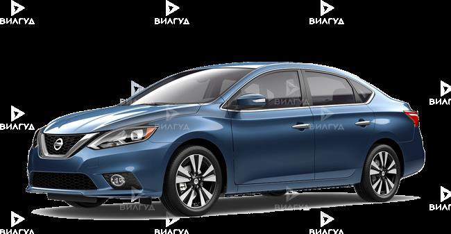 Замена датчика парковки Nissan Sentra в Санкт-Петербурге