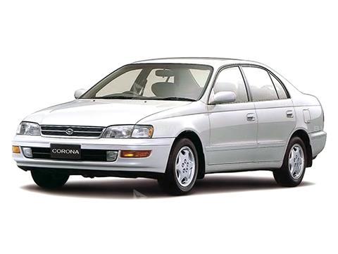Замена передних пружин Toyota Corona в Нижневартовске
