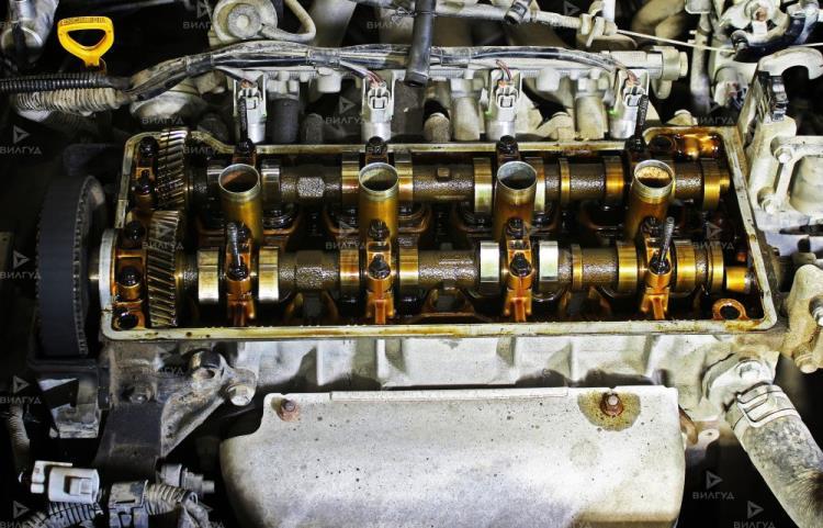 Замена прокладки клапанной крышки Nissan Sentra во Владивостоке
